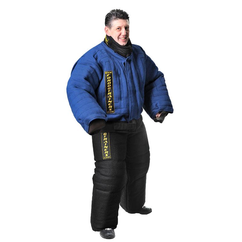 Costume d'homme d'attaque rempli fort «Vêtement de
